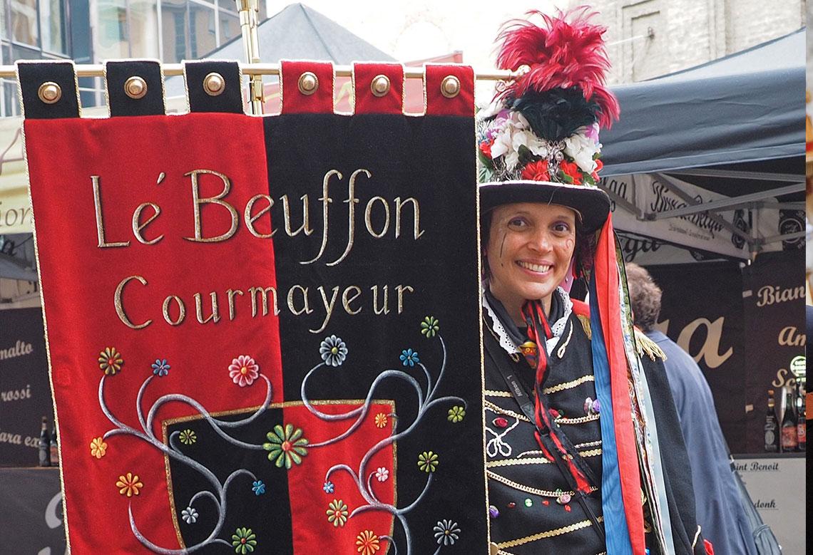 Lè Beuffon de Courmayeur