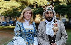 Re Biscottino e Regina Cunetta